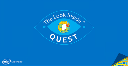 The Look Inside Quest